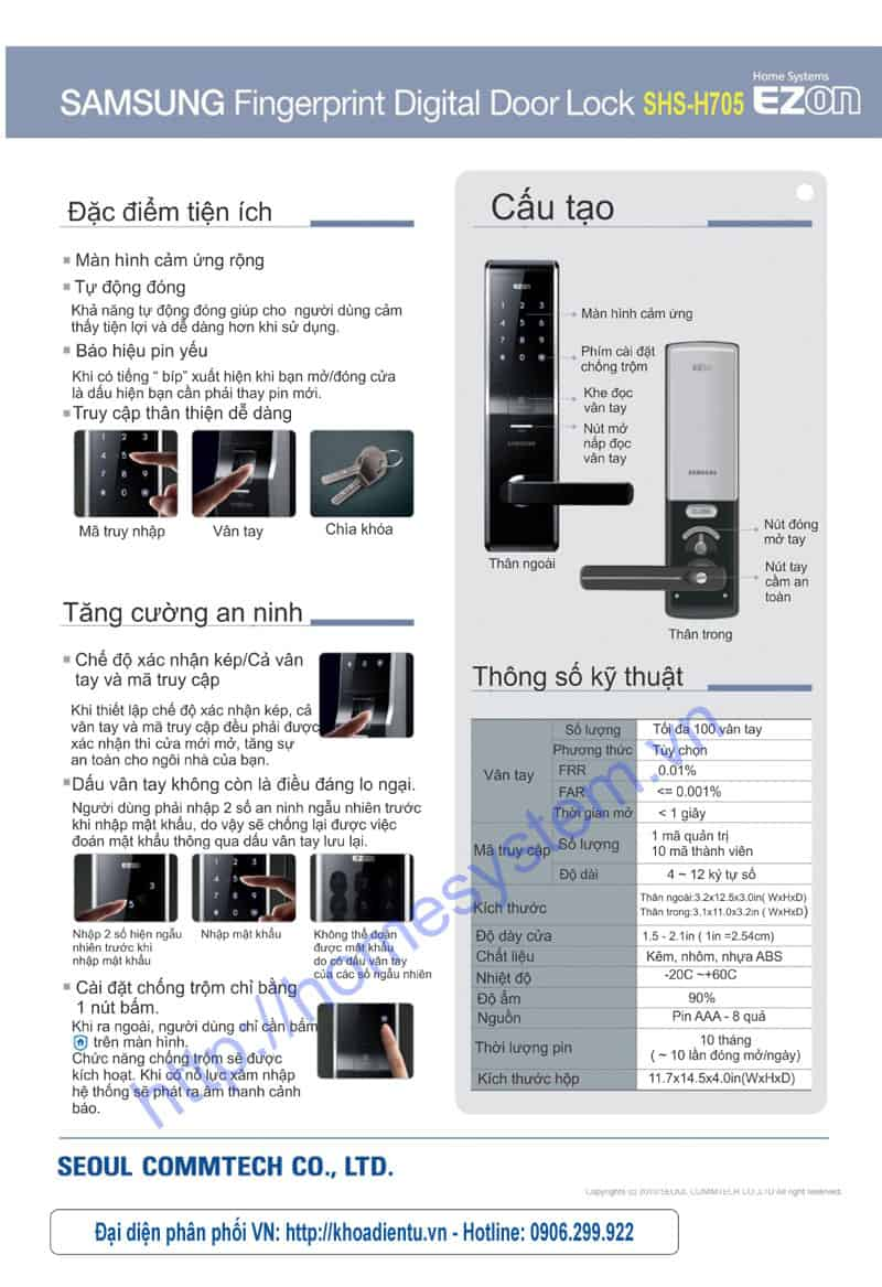 Catalog-H705-Samsung